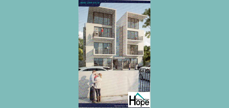 Vendo Apartamento en Planos