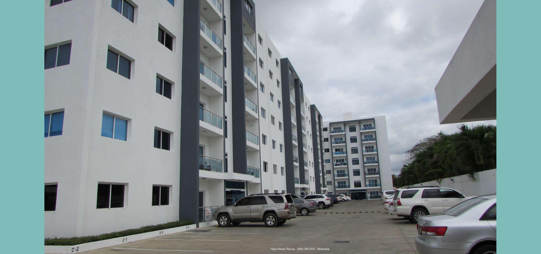 Vendo Apartamento en Torre, 6to nivel