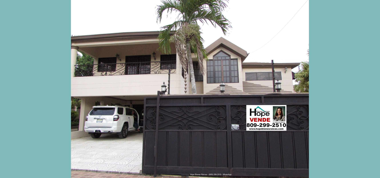 Vendo Casa en Urbanización Thomen
