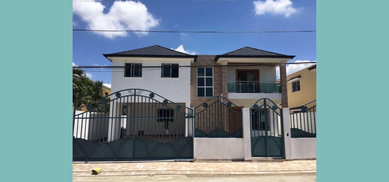 Vendo Hermosa Casa Cerca del HOMS