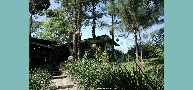 Vendo Casa Campestre con 10,500 m2 de Solar