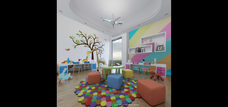 Playroom para niños