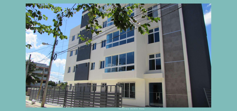 Vendo Moderno Apartamento a Estrenar