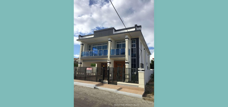 Vendo Casa Recién Construida con 295 m2 Construcción