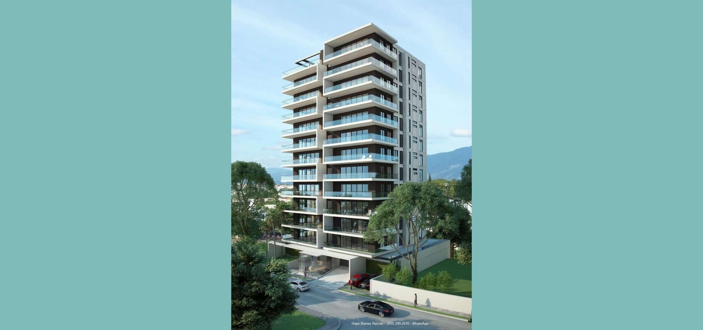 Vendo Apartamento en Torre en Planos para 2020