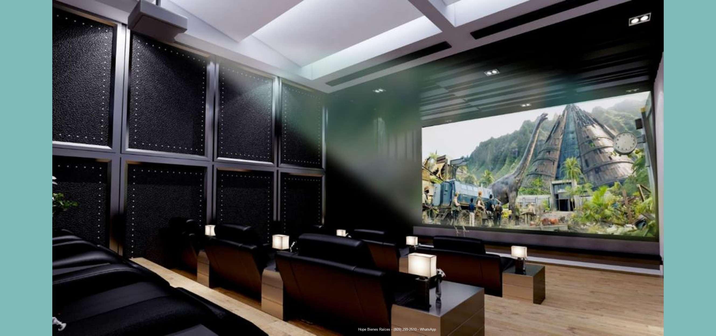 4 Salón Cine Nivel 13