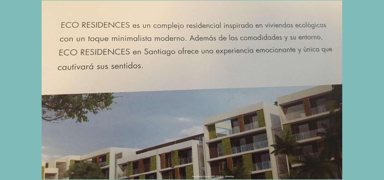 3Eco residences