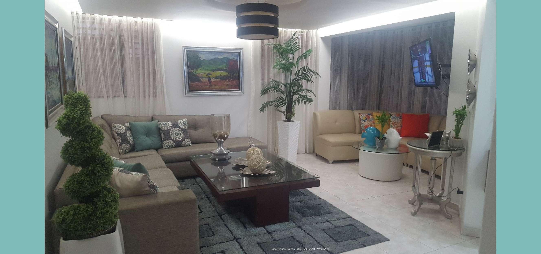 Rento Apartamento Amueblado en Los Jardines