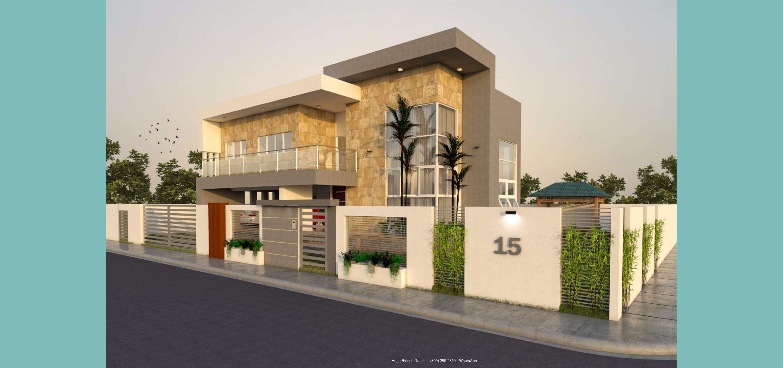 Vendo Casa de Lujo en Proyecto Cerrado