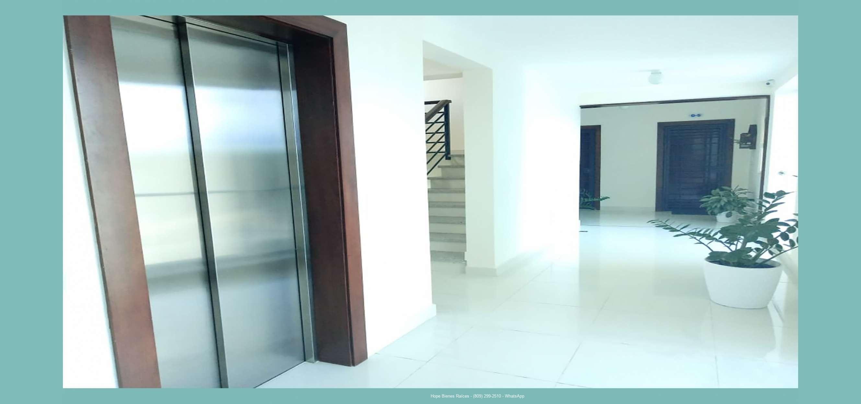 Lobby ascensor