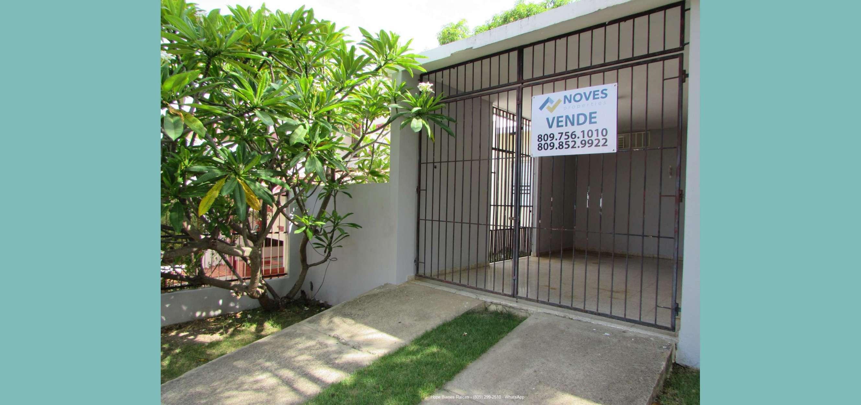 Vendo Casa en Los Cerros con 350 m2 Solar