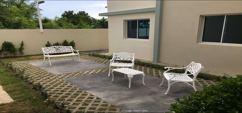 3-Primer nivel con patio