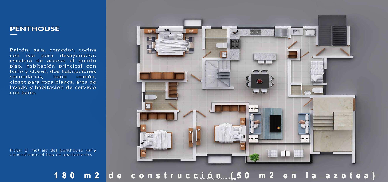 Arq. Penthouse
