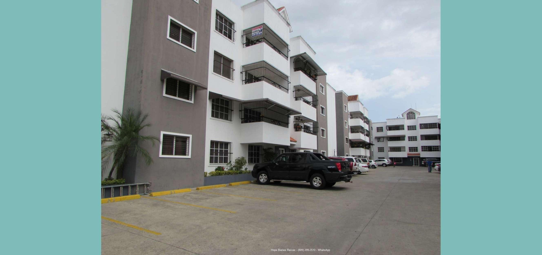 Vendo Apartamento 3er Nivel en El Dorado