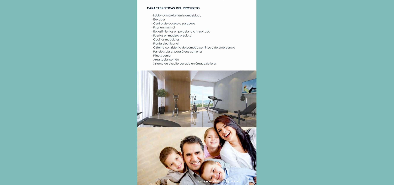 Características Proyecto
