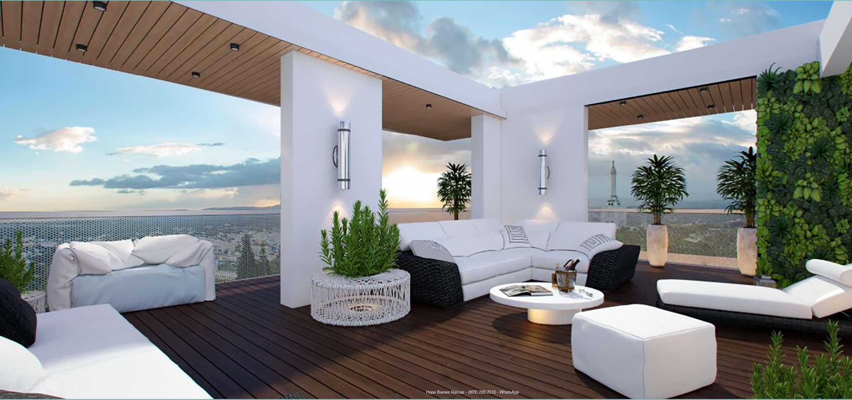 2Área Social Rooftop