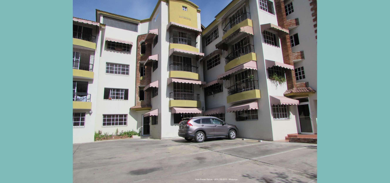 Vendo Apartamento en 1er Nivel en Las Dianas