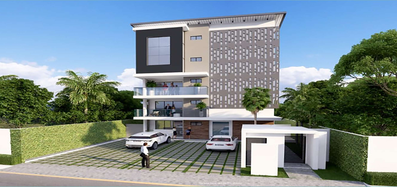 Vendo Apartamentos en Planos