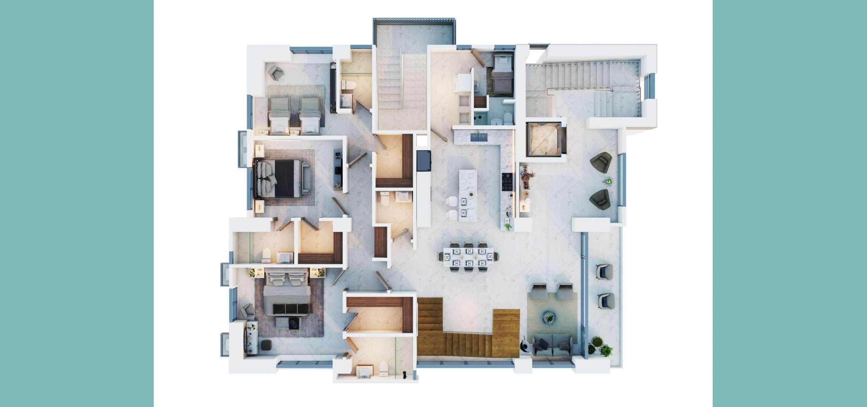 11 Pent House 1N