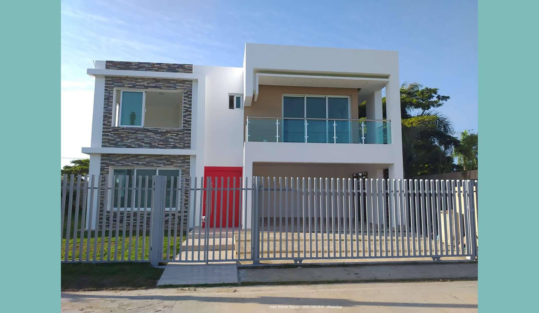 Vendo Casa a Estrenar en Complejo Cerrado