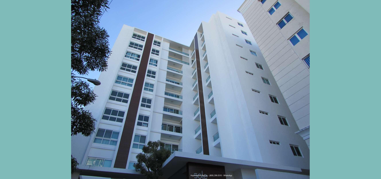 Vendo Penthouse en Torre con Vista al Diego de Ocampo
