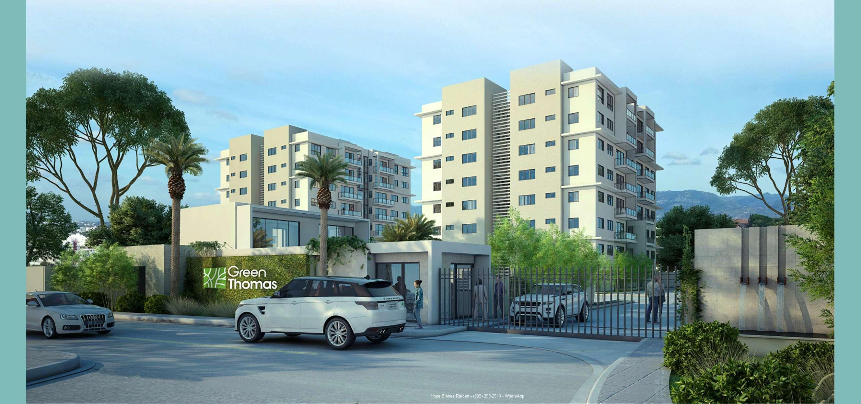 Vendo Apartamentos en Plano Cerca del HOMS