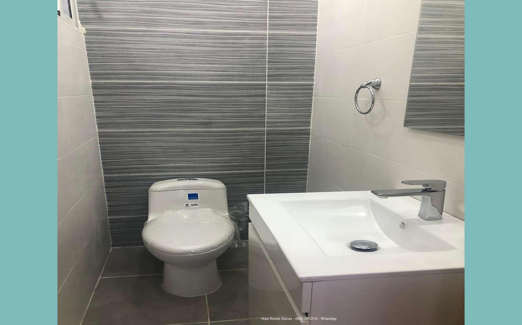 5-Baño para visitas
