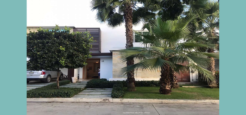 Vendo Casa en Proyecto Cerrado, Santiago RD