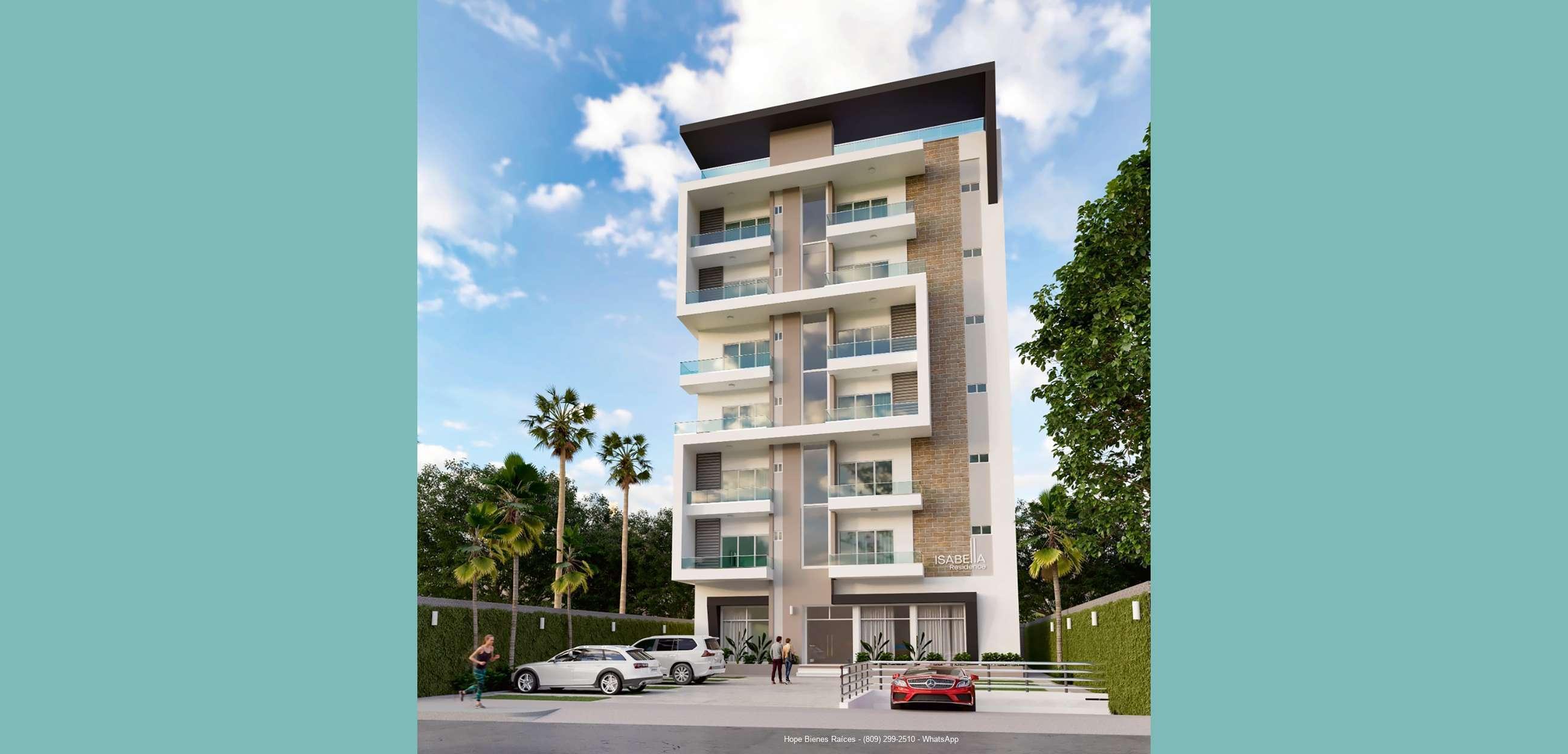 Vendo Apartamentos en Construcción