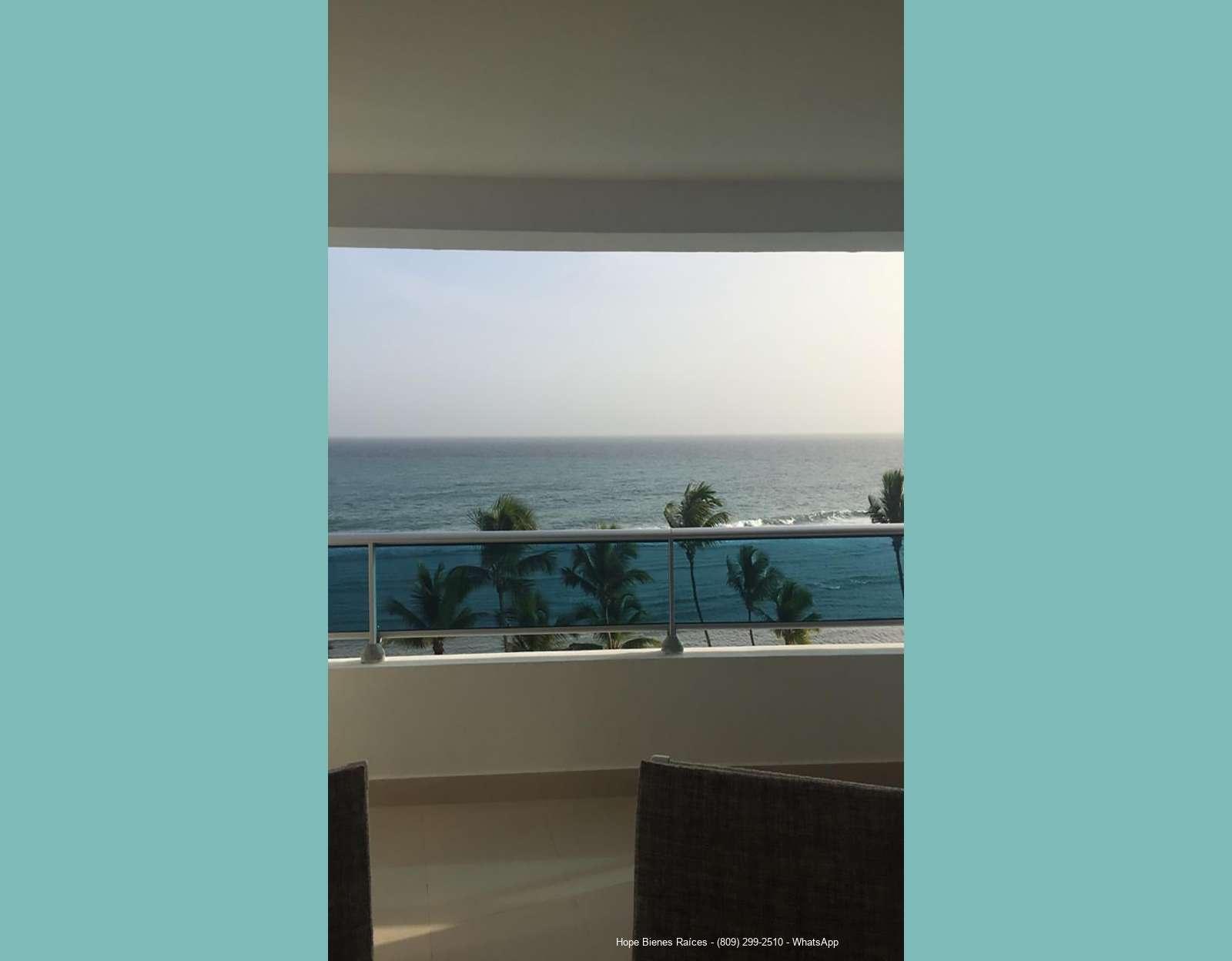 2-Terraza y vista al mar