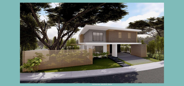 Vendo Suntuosa Casa en Complejo Cerrado