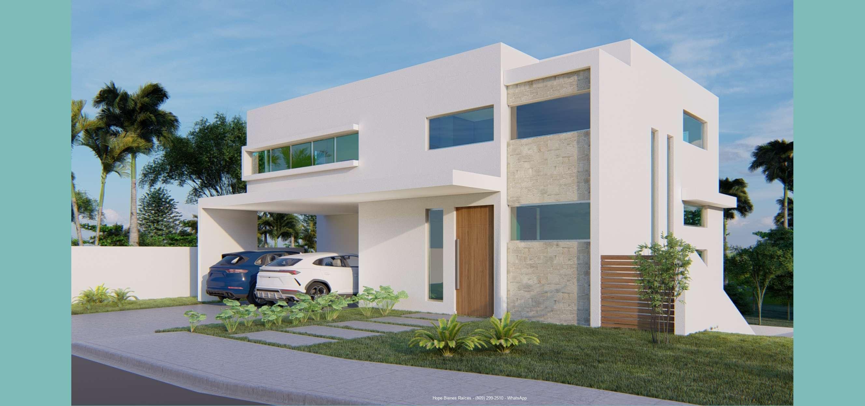 Vendo Casa en Complejo Cerrado en Cerro Hermoso