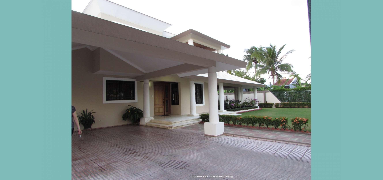 Vendo Preciosa Casa en Las Dianas con más de 800 M2 de Terreno