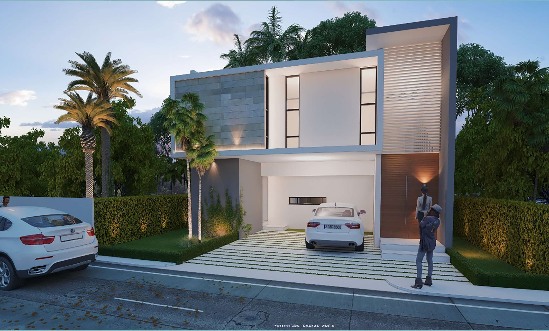 Vendo Casa en Proyecto Cerrado