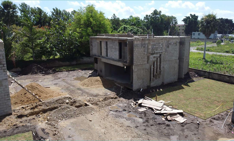 Casa A Construcción