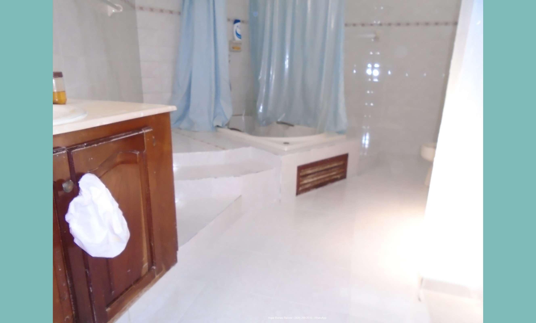 Baño principal con jacuzi