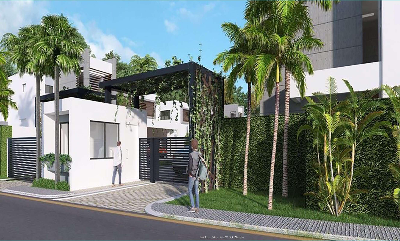 Vendo Nuevo Residencial en Complejo Cerrado
