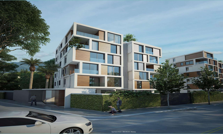 Vendo Apartamento en Residencial en Planos