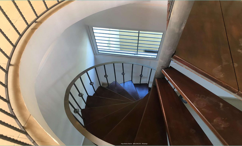 Escalera interna