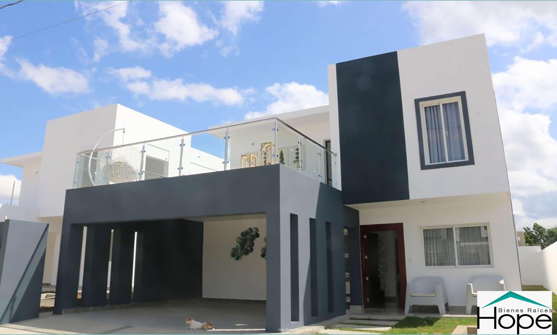 Vendo Casa en Construcción en Santiago RD