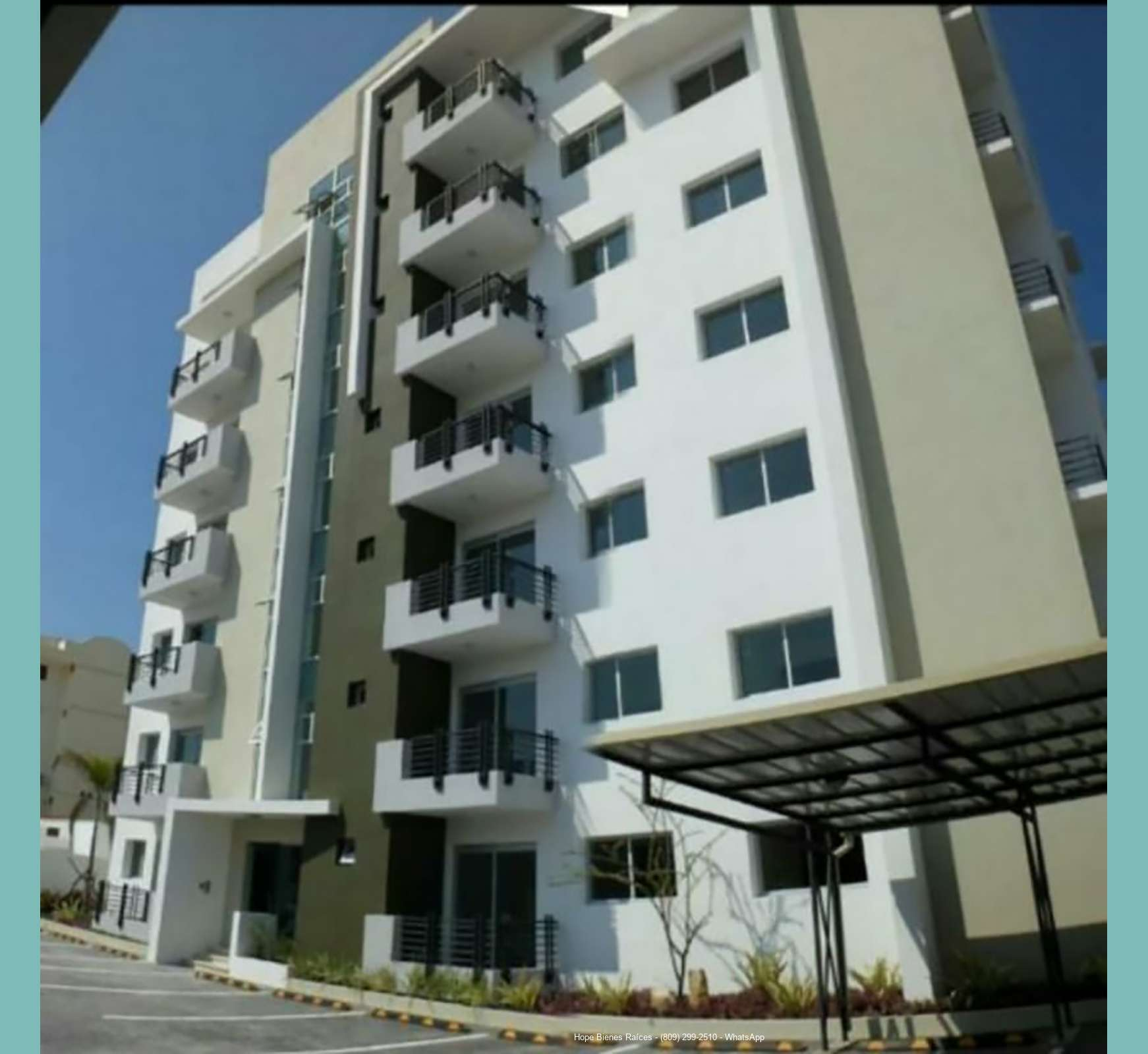Vendo Amplio Apartamento en Torre de Villa Olga