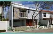 HBR567, Vendo Moderna y Minimalista Residencia en Santiago RD