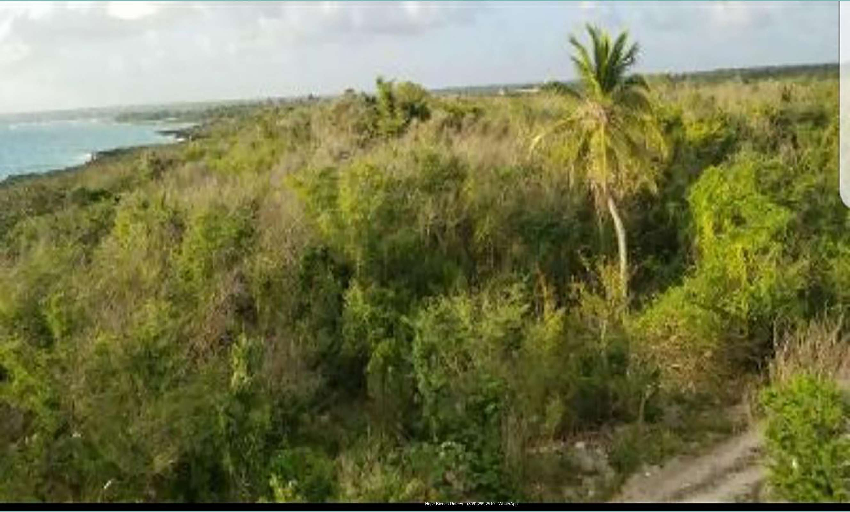 Vendo Terreno Frente Mar Caribe en Bayahibe