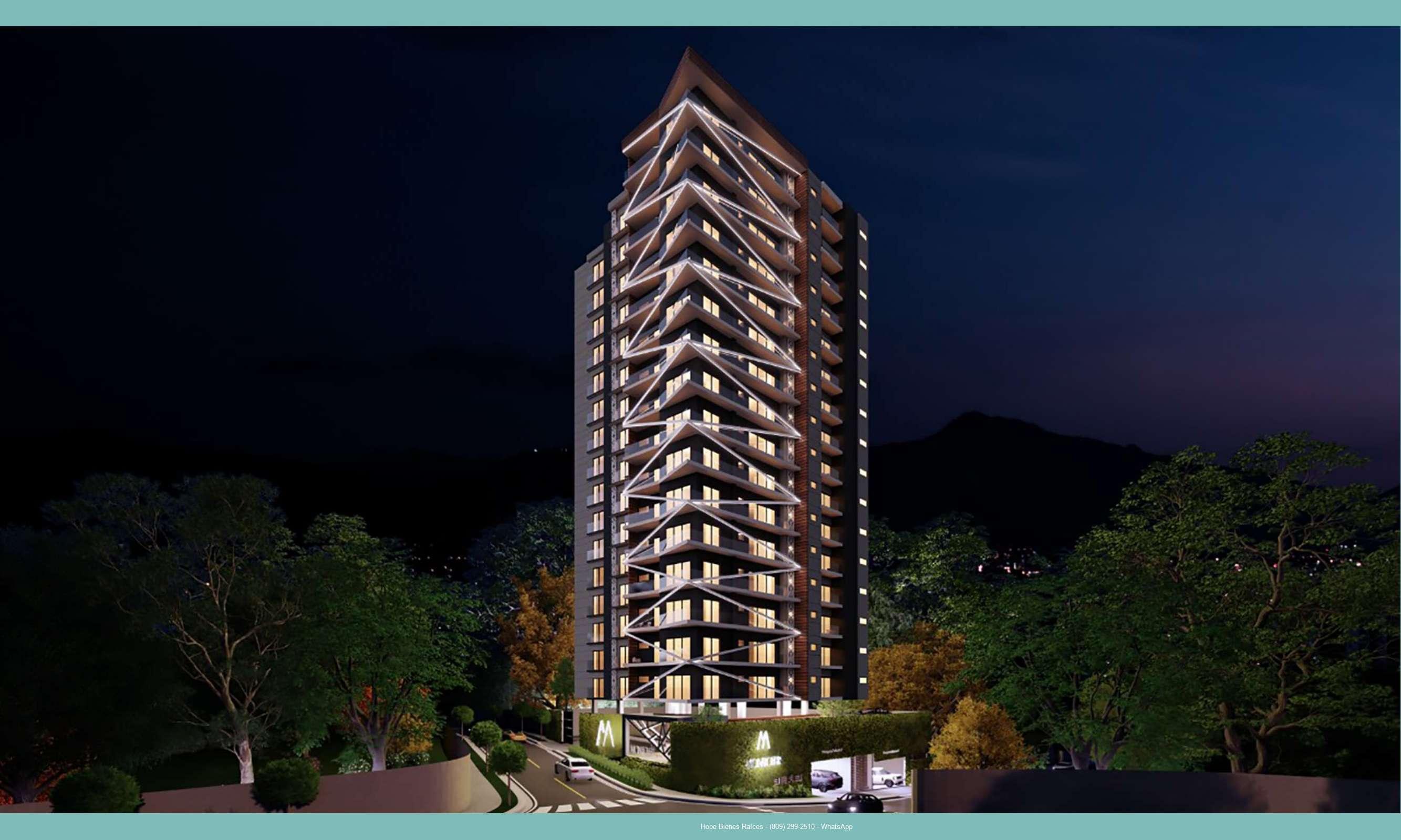 Vendo Apartamento en Torre en Planos