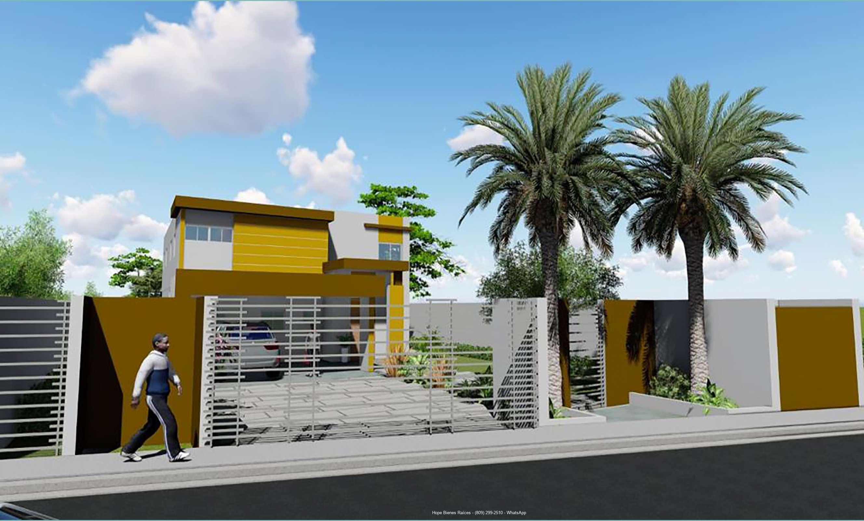 Casa Cerca del HOMS Con 740 M2 de Solar