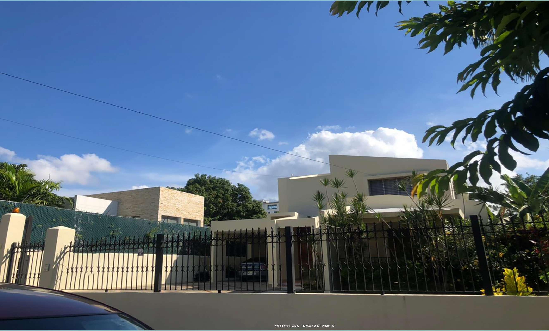 Vendo Casa en La Zurza, Santiago RD
