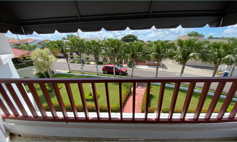 Balcón 2do nivel