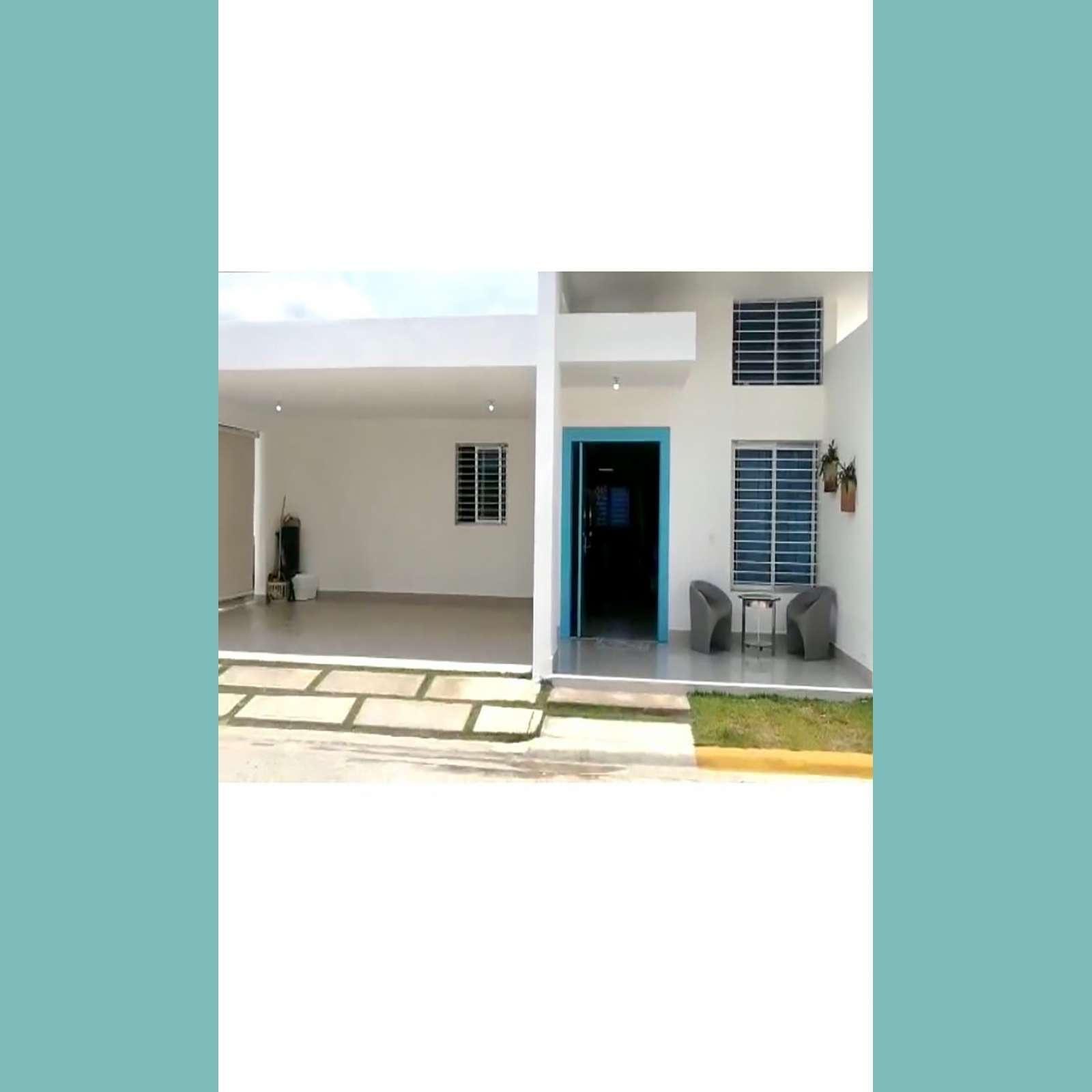 Vendo Casa en Proyecto Cerrado en La 27 de Febrero