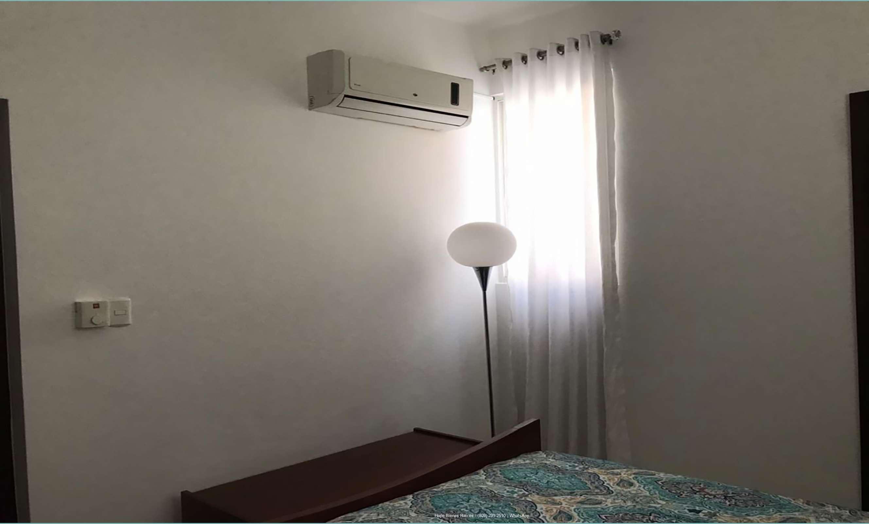 Habitaciones con su aire acondicionado