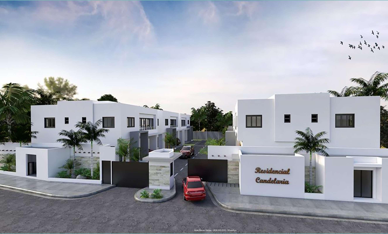 Vendo Casas Complejo Cerrado en Las Carmelitas